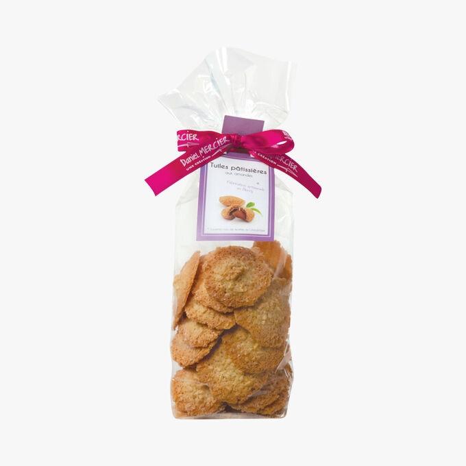 Fine almond pastry biscuits Daniel Mercier