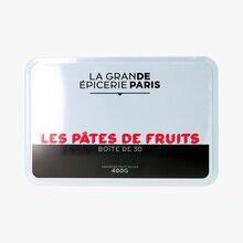 Box of 30 Fruit jellies La Grande Épicerie de Paris