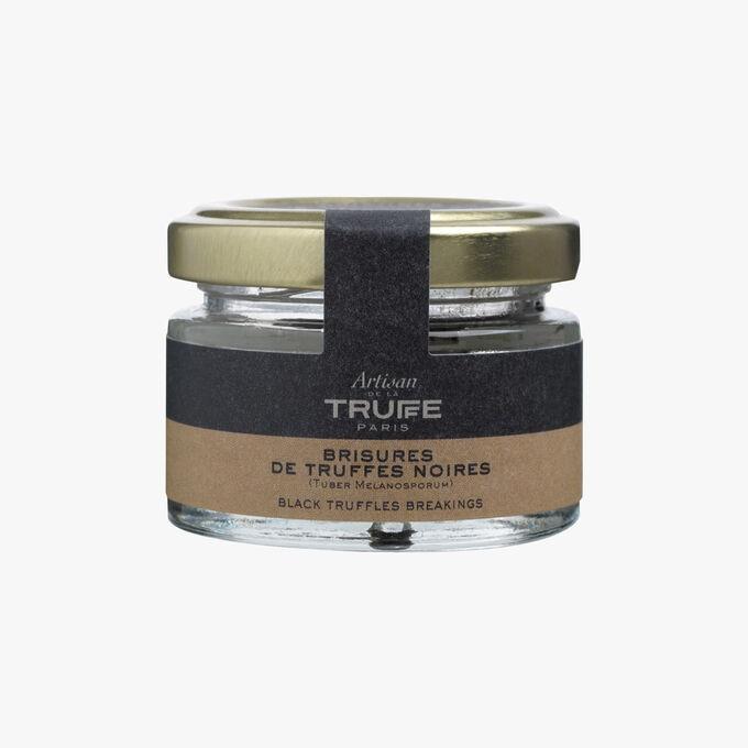 Brisures de truffes noires Artisan de la truffe