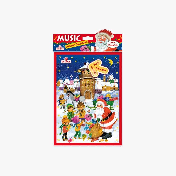 Windel Weihnachtskalender.Advent Calendar Advent Calendar Contents 24 Chocolate Figurines Windel