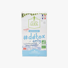 "Infusion ""#detox only"" - 20 teabags La Tisane du Guide"