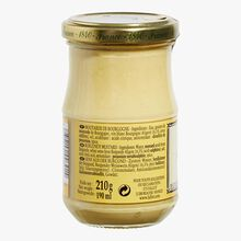 IGP Burgundy mustard Fallot