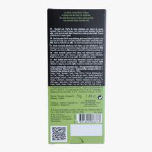 Tablette Alpaco, chocolat noir (66% de cacao minimum, pur beurre de cacao) Valrhona