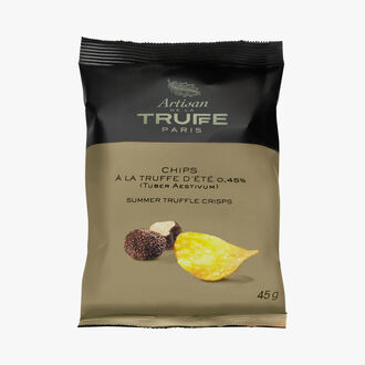 Summer truffle 0.45 % crisps Artisan de la truffe