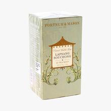 Lapsang Souchong - 25 sachets de thé Fortnum & Mason's