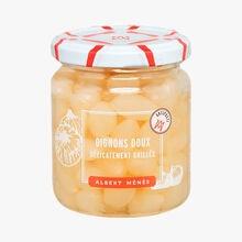 Grilled sweet onions Albert Ménès