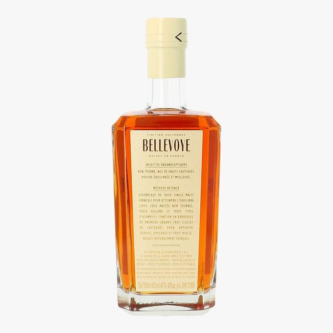 Whisky Bellevoye triple malt Bellevoye Whisky
