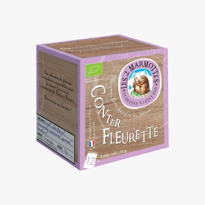 Infusion Conter Fleurette Les 2 Marmottes