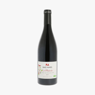 Mas Amiel, AOC Côtes du Roussillon, Le Plaisir 2017 Mas Amiel