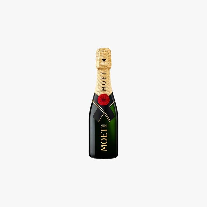 Mini Champagne brut Moët Impérial Moët & Chandon