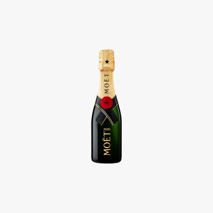 Mini Moët Impérial Brut Champagne Moët & Chandon
