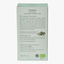 Organic Japanese Green Tea Clearspring