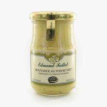 Mustard with green pepper Fallot