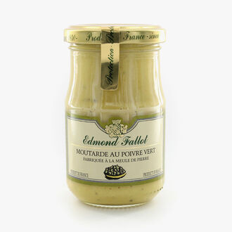 Mustard with green pepper Fallot