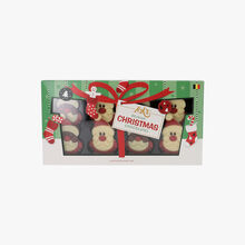 8 Father Christmas in chocolate   Chocolaterie IcKX