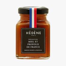 Préparation miel et propolis de France Hédène