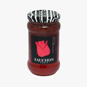 Confit de pétales de rose Fauchon