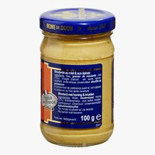 Honey mustard with spices Reine de Dijon