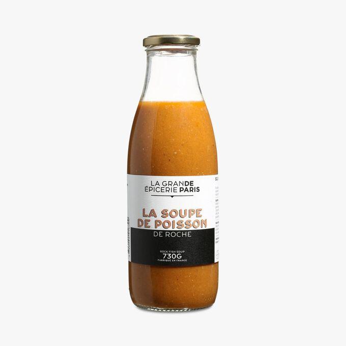 Rockfish soup La Grande Épicerie de Paris
