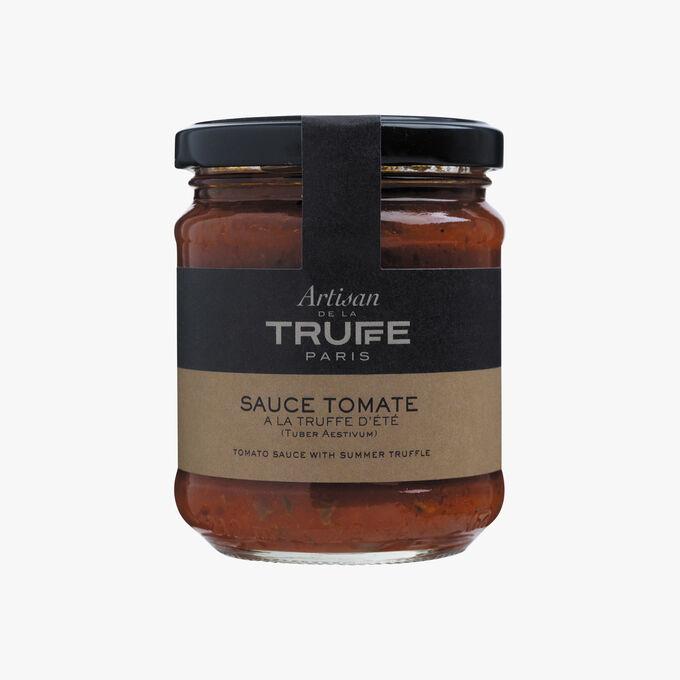 Sauce tomate à la truffe été Artisan de la truffe