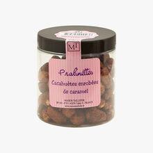 Pralinettes - Cacahuètes enrobées de caramel Maison Taillefer