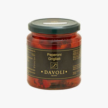 Peperoni Grigliati - Poivrons grillés Davoli