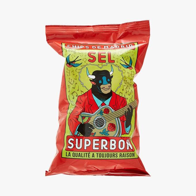 Chips de Madrid - Salt Superbon Chips de Madrid
