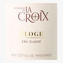 Domaine de la Croix, Éloge, rosé 2018, AOC Côtes de Provence Domaine de la Croix