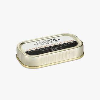 Albacore tuna belly in extra virgin olive oil La Grande Épicerie de Paris