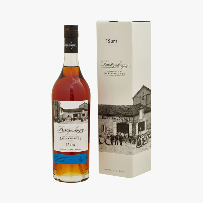 Bas Armagnac 15 Year Old Dartigalongue