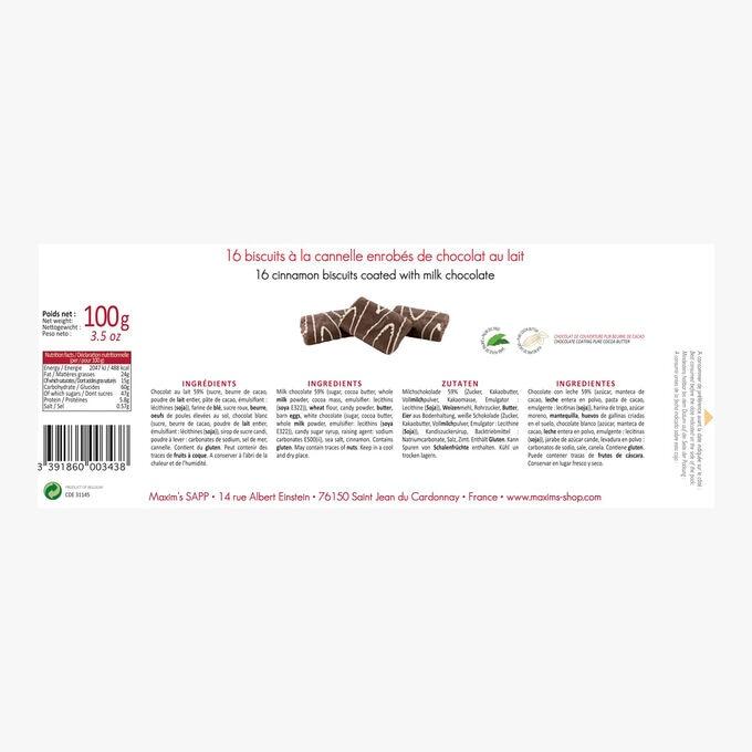 Chocolate Speculoos Maxim's