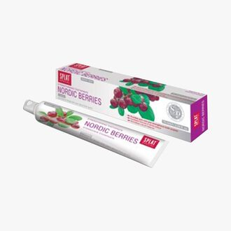 Dentifrice Splat Nordic Berries - menthe baie Splat