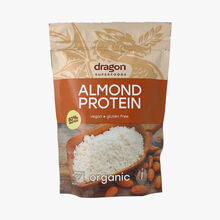 Organic almond protein powder Dragon Superfood