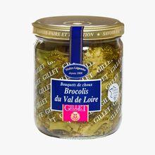 Loire Valley broccoli Gillet Contres