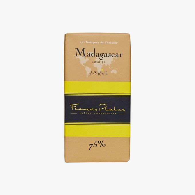 Madagascar bar 75 %  Pralus