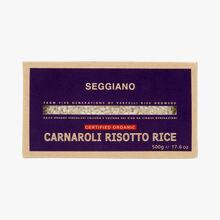 Organic Carnaroli rice for risotto Seggiano