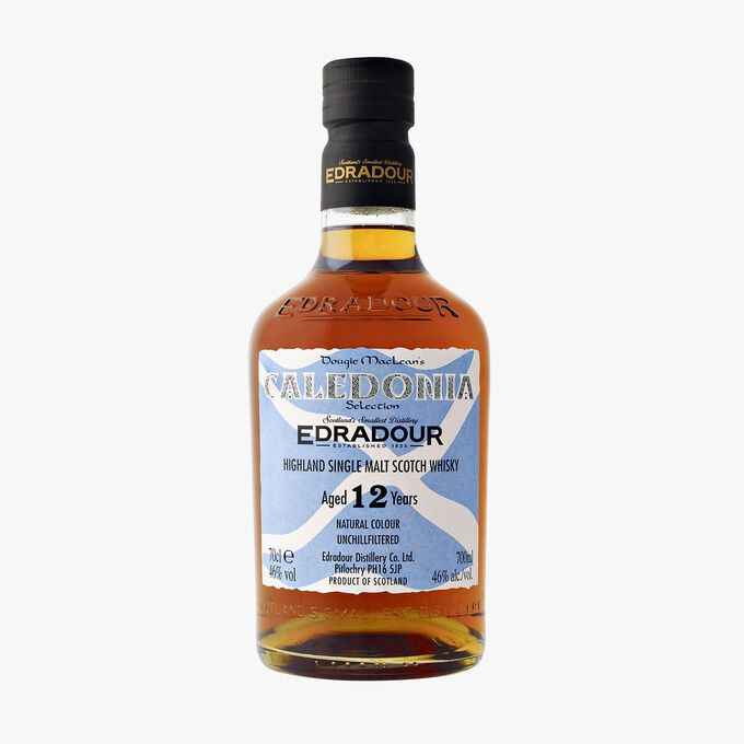 Edradour Caledonia 12-Year Whisky Edradour