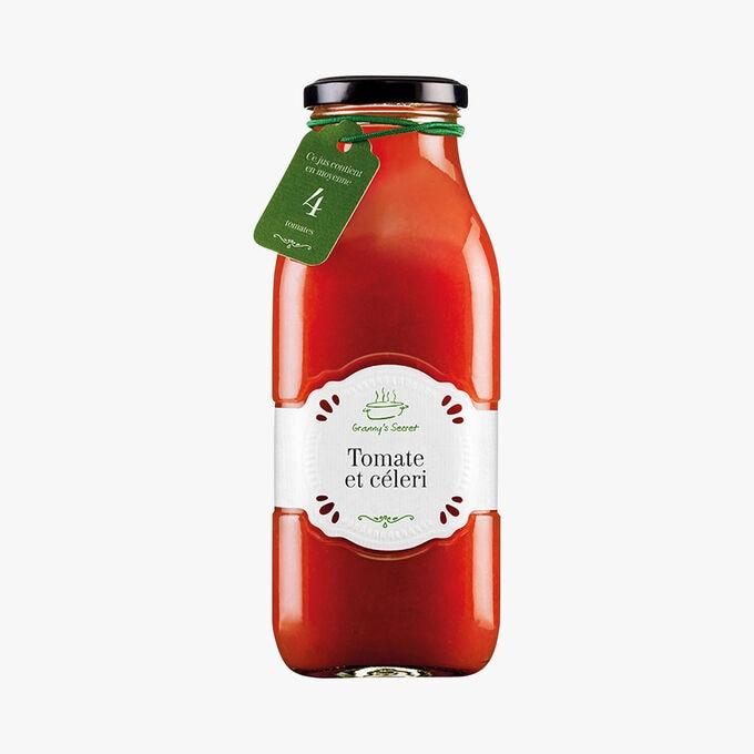 Tomato and celery juice Granny's Secret