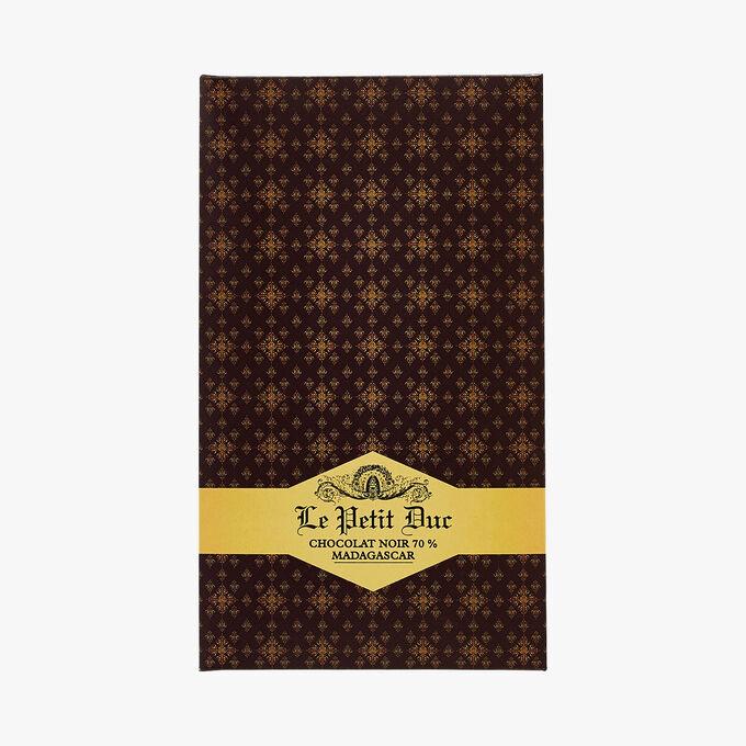 Dark chocolate 70% Madagascar Le Petit Duc