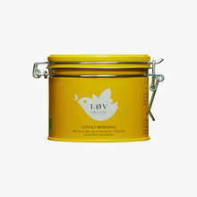 Lovely Morning, metal tin Lov Organic