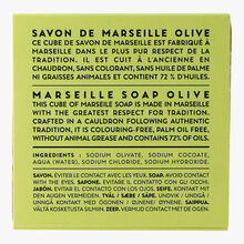Savon de Marseille - Olive Compagnie de Provence