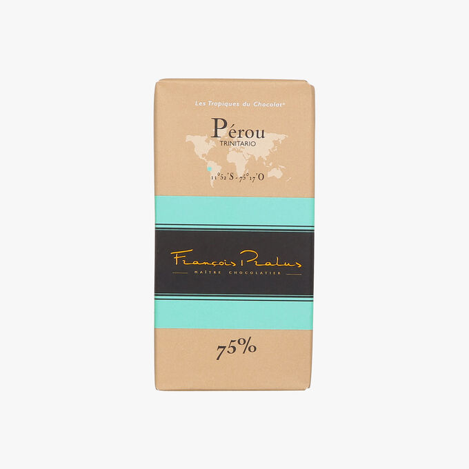 Peru bar 75 % Pralus