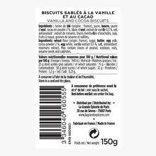 Les sapins à la vanille et au cacao La Grande Épicerie de Paris