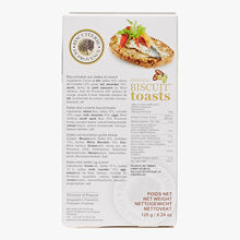 Date and raisin crispbreads Biscuiterie de Provence