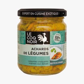 Achards de légumes Le Coq Noir