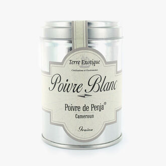 Penja white pepper Terre Exotique