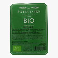 Pâtes Tagliatelle nature bio Pâtes Fabre
