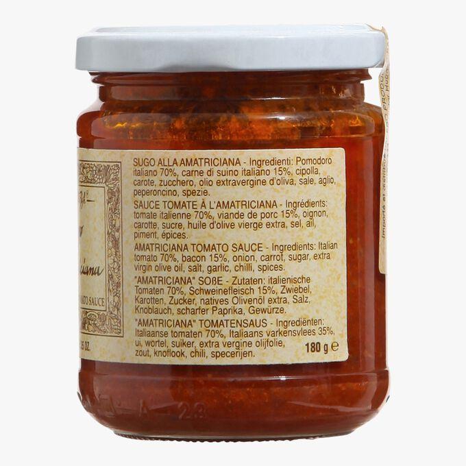 Amatriciana tomato sauce La Favorita