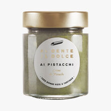 Al Pistacchi, crème de pistache Al dente la salsa