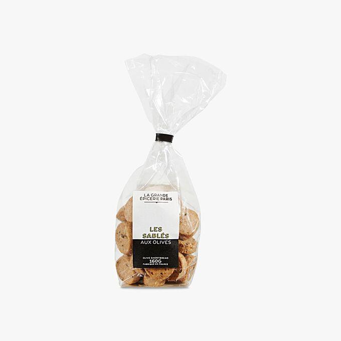 Sablés aux olives La Grande Épicerie de Paris